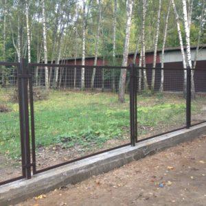 Забор и сетки рабица