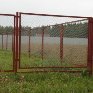 Забор и сетки рабицы